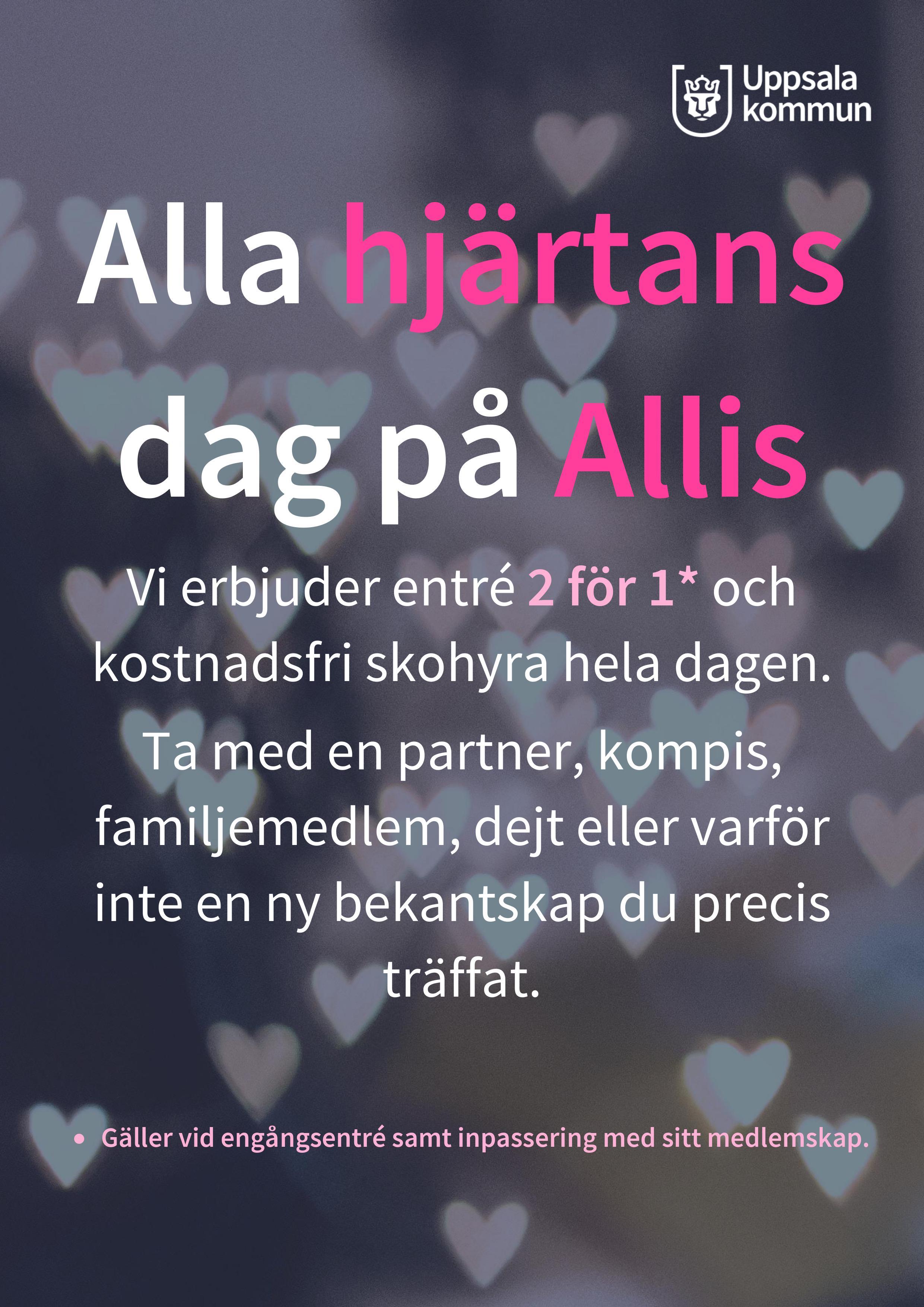 alla hjärtans dag dejt